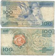 Portugal 100 Escudos 03-12-1987 Pick 179.d Ref 641 - Portugal