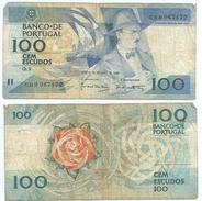 Portugal 100 Escudos 26-05-1988 Pick 179.e.3 Ref 643 - Portugal