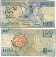 Portugal 100 Escudos 26-05-1988 Pick 179.e.4 Ref 644 - Portugal