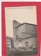 CPA 84 L'ISLE SUR SORGUE ?????? SAINT GERVAIS HOTEL RABIER TOUR DU CHATEAU - L'Isle Sur Sorgue