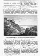 LA TRAVERSE DE LA MANCHE En BALLON  1882 - Unclassified