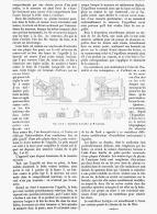 """CHEMINS DE FER  """" CONTROLEUR  D'AIGUILLES De M. LARTIGUE   1882 - Chemin De Fer"""