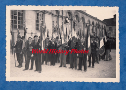 Photo Ancienne - ALENCON ( Orne ) - Congrés à La Fédération Maginot - 1948 - Anciens Combattants Médaille - Guerra, Militari