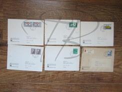 VEND LOT  DE LETTRES DE SUISSE , 1951 !!! - Covers & Documents