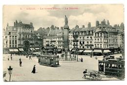 C 26    LILLE GRAND PLACE LA DEESSE - Lille