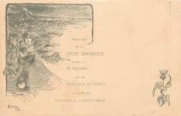 France - 54 - Souvenir De La Fête Sportive Donnée  Par La Garnison De Nancy Au Profit Des Sinistrés De La Martinique - Nancy