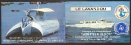 France - Le Lavandou - Vedettes Iles D'Or  - 50e Anniversaire 1947/1997 - Programmes