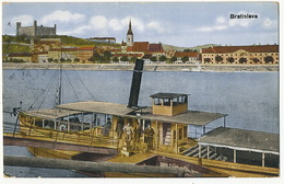 Bratislava P. Used 1922 Edit Monopol Prag - Slovaquie