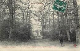 - Hauts De Seine - Ref- 850- Sevres - Bruyeres De Sevres - Route Du Petit Bicetre - Carte Bon Etat - - Sevres