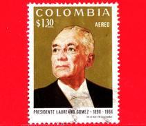 COLOMBIA - Usato - 1972 - Laureano Gomez (1898-1966), Presidente Di Colombia - 1.30 P.a.