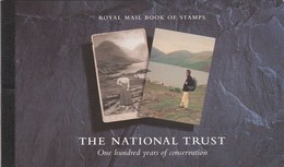 Grande Bretagne 1995 - Carnet Prestige - The National Trust - Neuf** - Très Beau (2 Scans) (Lot 4) - Booklets