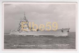 Marine Nationale, Batiment De Ligne Richelieu, Neuve - Guerra