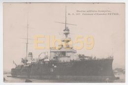 Marine Nationale, Cuirassé D'Escadre Patrie, Neuve - Guerra