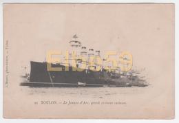Marine Nationale, Croiseur Cuirassé Jeanne D'Arc, Neuve - Guerra