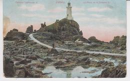 0167 /   JERSEY  , Le Phare De La Corbière II , Lighthouse
