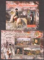 UU264 2016 REPUBLIQUE DE COTE D'IVOIRE NAPOLEONIC WARS WAR OF THE SIXTH COALITION 1812-1814 CAMPAIGN OF GERMANY 1813 BL+