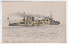 Marine Nationale, Croiseur Cuirassé Ernest Renan, écrite - Guerra