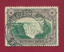 Southern Rhodesia - 2 D - 1935 - Zuid-Rhodesië (...-1964)