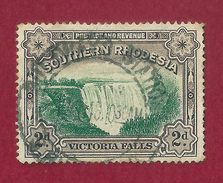 Southern Rhodesia - 2 D - 1935 - Rodesia Del Sur (...-1964)