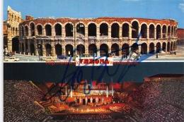 Carlo Bergonzi Opera - Autogramme