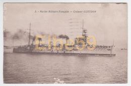 Marine Nationale, Croiseur Gueydon, écrite 1934 - Guerra