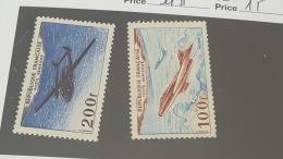 LOT 354544 TIMBRE DE FRANCE NEUF** N°30/31 VALEUR 15 EUROS