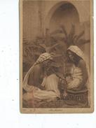 Afrique-Egypte-Jeunes Femmes Seins Nus Fumant Le Narguile Au Harem-Carte 2e Choix Plure - Ägypten