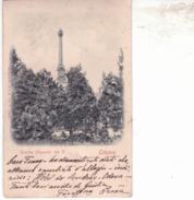 Odessa - Kolonne Alexander Des II  Viaggiata  1910   Stampa In Rilievo   F128 - Ucraina