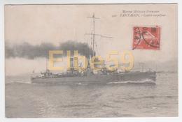 Marine Nationale, Contre-torpilleur Fantassin, écrite - Guerra
