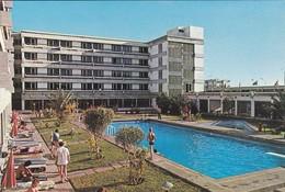 MAROC---RARE---AGADIR---hôtel  BAHIA---voir 2 Scans - Agadir