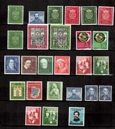 Allemagne/RFA Belle Collection De Bonnes Valeurs Neufs ** MNH 1949/1953. TB. A Saisir!