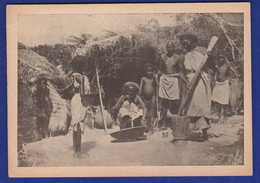 Somalia Colonie Italiane Etnie Coutumes Africaines - Costumi
