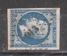 Empire N° 14 B Obl Pc 913 De COLOMBEY LES DEUX EGLISES, Haute Marne, Indice 11 , Belle Frappe, Belles Marges TTB