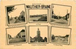 Braine-le-Château - Souvenir De Wauthier-Braine - Multi-Vues - Braine-le-Chateau