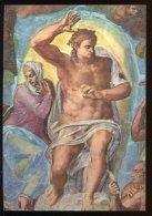 CPM Neuve Cité Du Vatican Cappella Sistina Il Cristo Giudice - Vaticano