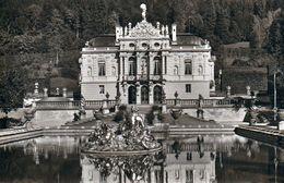 1 AK Germany Bayern * Königsschloss Linderhof - Ein Schloss Des Bayerischen Königs Ludwig II. Erbaut Von 1870 Bis 1886 - Deutschland