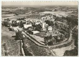 Castelnau-Rivière-Basse ( 65 - Hautes Pyrénées) Vue Générale Aérienne