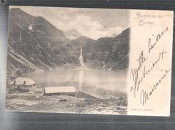 BAGNERES DE LUCHON, PANORAMA,-VIAGGIATA.- .1904-FP-619 - Luchon