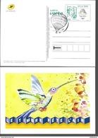 2013 Entier Postal Marianne Fete Du Timbre Le Timbre Fete L Air
