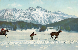 SKIKJORING(SUISSE) - Sports D'hiver