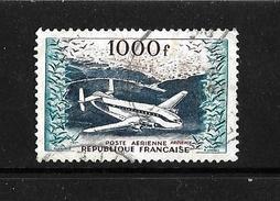 Timbre France POSTE AÉRIENNE Série N° 33 Oblitéré (°)