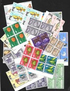 WORLDWIDE (300) Mint Never Hinged Blocks Of 4 ALL DIFFERENT! STK#S11738 - Collections (without Album)
