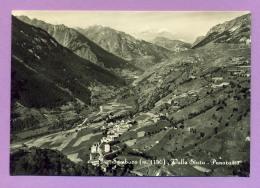 Sambuco - Valle Stura - Panorama - Cuneo