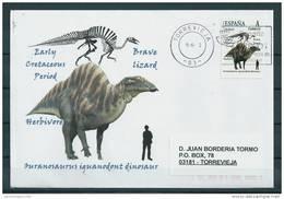 SPAIN*OURANOSAURUS Iguanodon Dinosaur*Brave Lizard*Early Cretaceous Period*DINO*Animalia*Dino Saurs*Prehistoric*Reptili