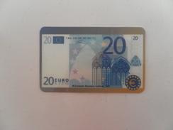TELECARTE DE G.B. PREPAYEE 20€ NEUVE