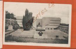 CPA  28  YERMONVILLE  Momument D'Hélène Boucher  PILOTE AVIATRICE   1908 1934  Av. Mai 2017 157 - France