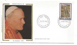 VATICAN PAPE JEAN PAUL II1978
