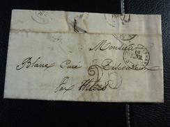 Lot Du 23.05.17_LAC De Clermont Ferrand De 1852,a Voir!! - 1849-1876: Période Classique