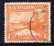 CHYPRE - 137° - RUINES DU THEÂTRE DE SOLI - Chypre (...-1960)