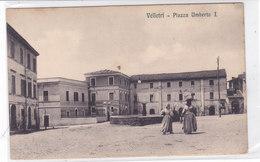 CARD VELLETRI PIAZZA UMBERTO  1 POPOLANE (ROMA)  -FP-N-2-0882-27286 - Velletri